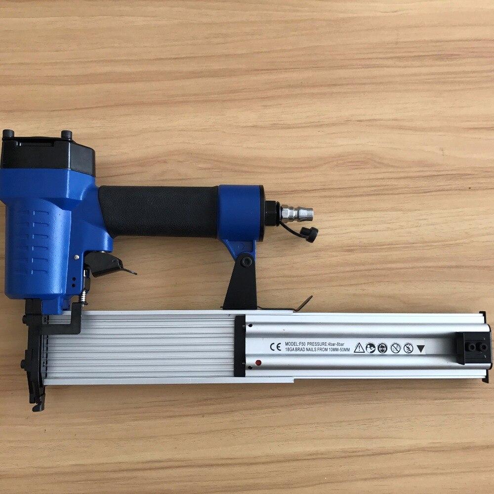 SAT1607 F50B õhkküünepüstol - pneumaatiline naelapüstol - - Elektrilised tööriistad - Foto 6