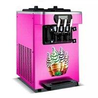 5% rabatt Softeis Maschine 3 Aromen gefrorenen joghurt obst eis roller maker mit freies verschiffen durch meer auf promotions