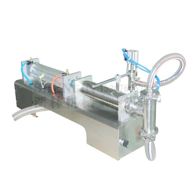 SHENLIN 1000ML napełniarka syrop wypełniacz sos napój chemiczny - Zestawy narzędzi - Zdjęcie 2