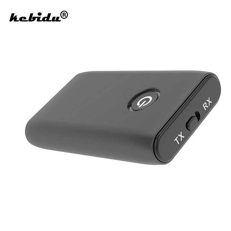 Kebidu 2 In 1 Bluetooth Transmitter 3,5mm Bluetooth Empfänger B10 Drahtlose A2dp Bluetooth Audio Adapter Für Multimedia Großhandel Halten Sie Die Ganze Zeit Fit