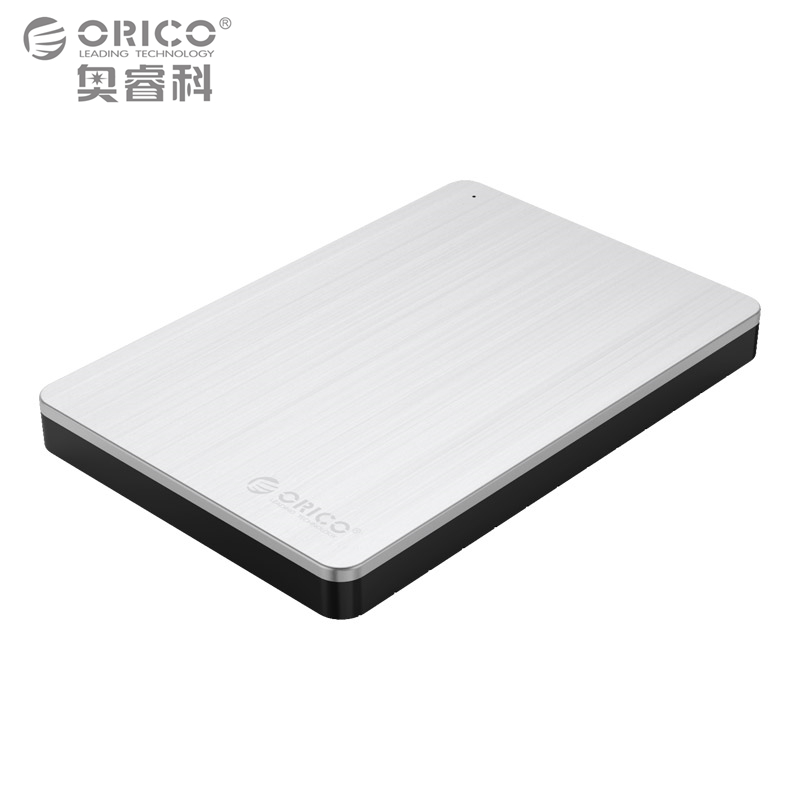 Super Speed USB3 0 External Interface hdd ssd enclosures Aluminum Eco ABS 2TB capacity Mobile hard