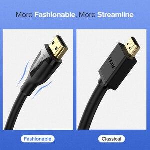Image 5 - Ugreen Cable HDMI 4K 2,0 para Apple TV PS4, conmutador divisor, Cable HDMI a HDMI, Cable de Audio de vídeo de 60Hz, Cable de Cabo HDMI 4K