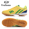 TIEBAO Brand Professional Men Women TF Turf Soles Football Boots Adults Athletic Sneakers Outdoor Sport Soccer Shoes EU 39-44