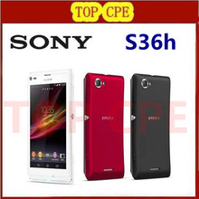 S36 Original samrtphone Sony Xperia L S36h C2105 C2104 8MP WIFI GPS 3G Jelly Bean android 4.1 Unlocked Mobile Phone