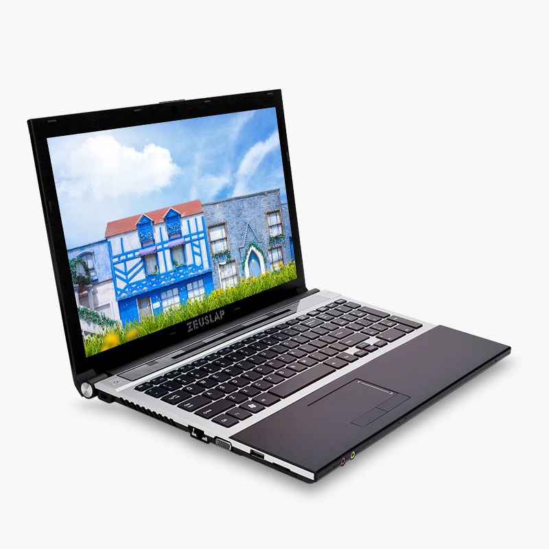 15.6inch Intel I7 8GB Ram 1TB HDD 1920x1080P DVD Rom WIFI Bluetooth Windows 10 Cheap Notebook PC Computer PC Laptop