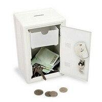 Cute Mini Wallet Storage Box Metal Money Jewelry Strongbox For Children Women Jewelry Safe Box Piggy Bank With Password