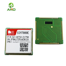 SIMCom SIM7000E B3 B8 B20 B28 NB IoT SMT,SIM7000E LTE modülü GPS GLONASS ile 1 adet