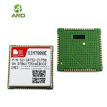 SIMCom SIM7000E B3 B8 B20 B28 nb iot SMT,SIM7000E moduł LTE z GPS GLONASS 1pc