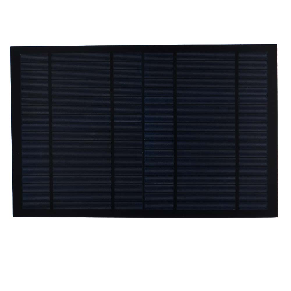 Solar Panel 18V 10W 0.55A Mini PET monocrystalline polycrystalline PV module cell charge for 12V battery 10 watts