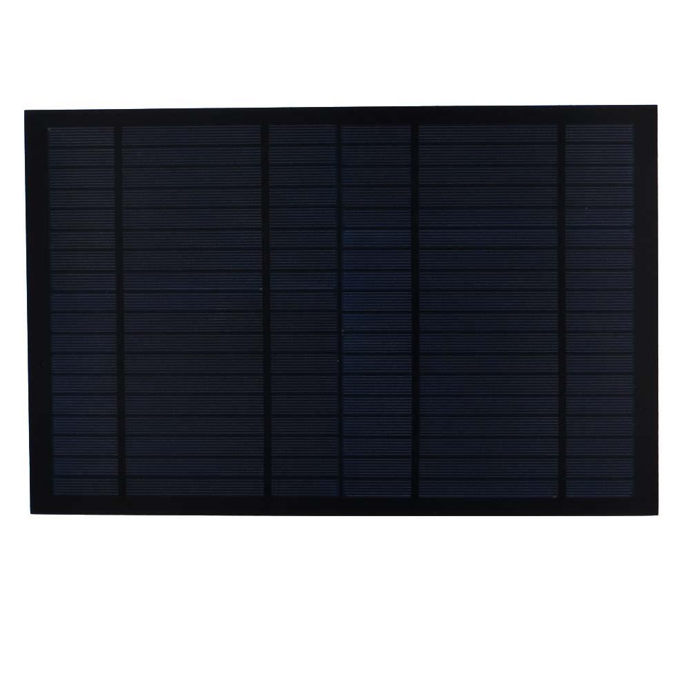 Solar Panel 18 V 10 Watt 0.55A Mini PET monokristalline polykristallinen PV-module zellenladungs für 12 V batterie 10 watt
