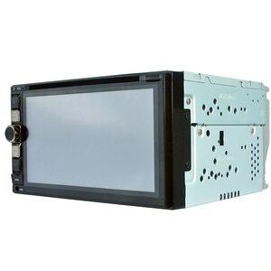 Image 3 - HEVXM 2126 6,2 дюйма автомобильное радио Многофункциональный dvd плеер Bluetooth автомобильный DVD плеер 2 Din автомобильный DVD плеер Реверсивный приоритет