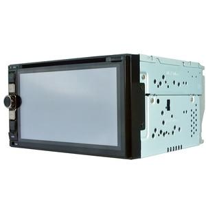 Image 3 - HEVXM 2126 6.2 inch Car radio Car multifunction DVD Player Bluetooth Car DVD Player 2 Din Car DVD Player Reversing Priority