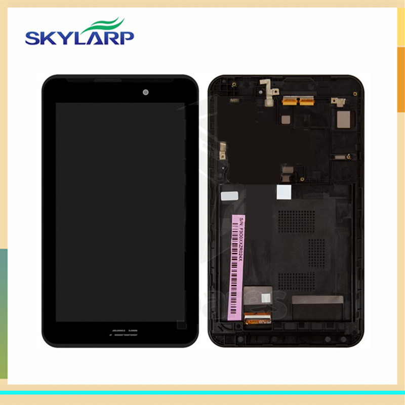 ФОТО LCD for Asus FonePad 7 FE170CG MeMO Pad 7 ME170 ME170c Tablet PC LCD screen display panel glass (with touchscreen,with frame)