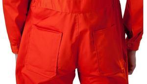 Image 2 - עבודה סרבל אחיד/כולל אחיד עבור productionworker נוח כותנה עבודה מדים Workwear טכנאי תיקון אוטומטי