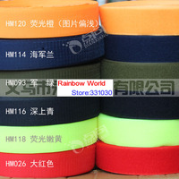 Width 5cm Fastener Magic Tape with Hook and Loop stick fabric bags garment clothes toys shoes,25 meters per roll