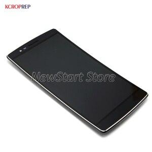 Image 4 - Dành Cho LG G Flex 2 H950 H955 LS996 US995 Màn Hình Hiển Thị LCD Bộ Số Hóa Cảm Ứng Không Khung Cho LG G flex2 Màn Hình Lcd Linh Kiện Thay Thế
