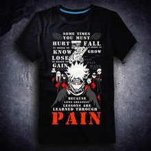 New Naruto T-shirt Short-sleeve Tees tops (9 styles)