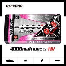 Набор аккумуляторов Gaoneng GNB, 4000 мАч, 2S, 7,6 В, 100C/200C
