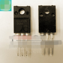 Hot spot 10pcs/lot STF13NM60N 13NM60N 600V 13A TO-220F new in stock fdp10n60nz to 220f