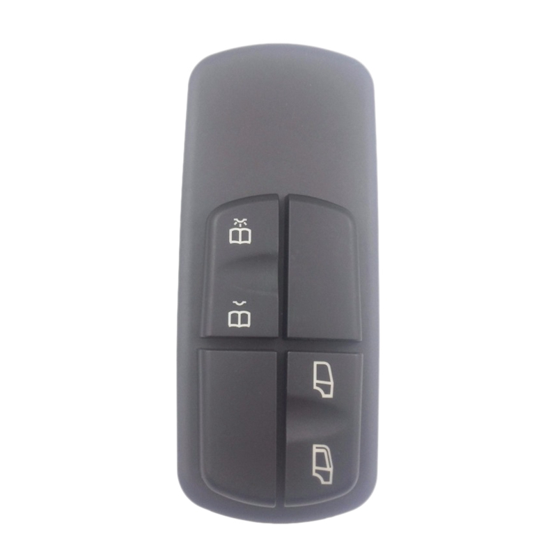 Window Lifter Switch Driver'S Side Power Window Switch A0025452013 For Mercedes Benz Truck