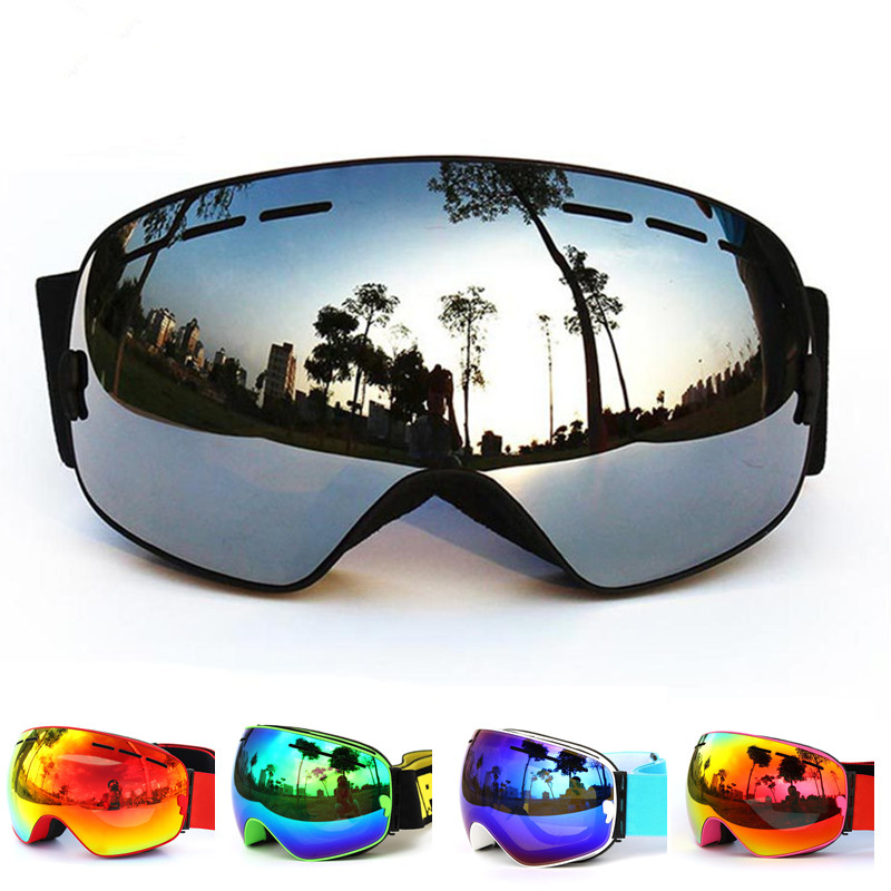 best ski goggles women  Aliexpress.com : Buy 2016 Copozz Skiing Eyewear Men and Women Ski ...