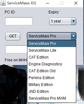 Best Price International ServiceMaxx 2016 Full diagnostic and programming service tool keygen