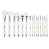 15pcs Makeup Brushes Sets Synthetic Hair Make Up Brushes Tools Cosmetic Brush Professional Foundation Brush Kits