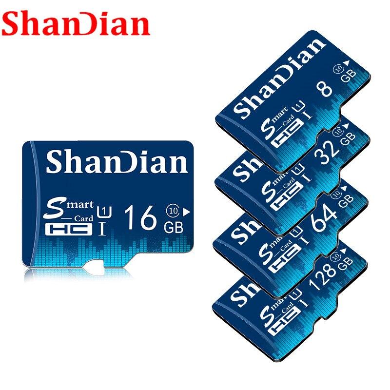 Nuevo original sd Micro tarjeta Cartao 4GB de memoria de 8GB class10 tarjeta de memoria de 16GB 32GB 64GB sd Micro tarjeta de 128GB tarjeta sd Micro Nuevo listado Sony Xperia 1 J9110 teléfono móvil 6,5