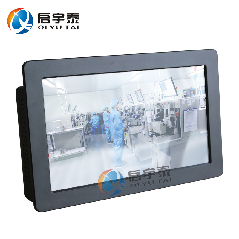Inter N2800 1.6GHz Industrial Panel PC  12 inch wide  touch screen 4GB DDR3 32G SSD/2USB/2COM Resolution 1280x800
