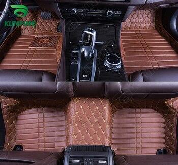 Top Quality 3D car floor mat for Benz S-Class foot mat car foot pad 4 colors Left hand driver drop shipping