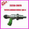 Fuel Injector/Nozzle  23209-28070 23250-28070 for TOYOTA AVENSIS VERSO & RAV-4 ENGINE 1AZ-FSE 2.0 LTR D4 2003-08