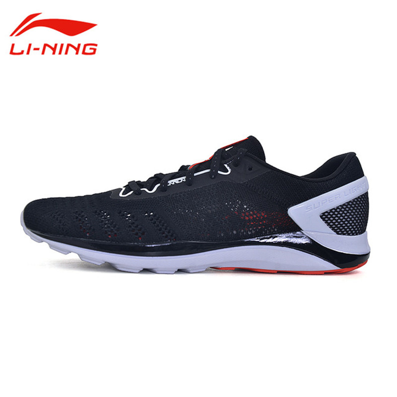 Li-Ning Original 2017 Men's Super Light 14 Running Shoes Light-weight Cushioning DMX Sneakers Breathable Sport Shoes ARBM019 цена