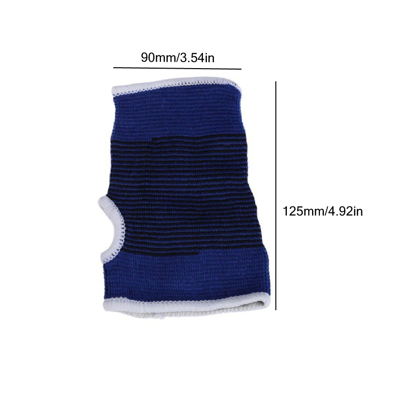1Pair Wrist Hand Brace Gym Sports Support Wrist Gloves Hand Palm Gear Protector Carpal Tunnel Tendonitis Pain Relief 3