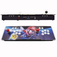 Box 6S 1388 in 1 Arcade Game Console for TV PC PS3 Monitor Support HDMI VGA USB with pause function arcade game machine