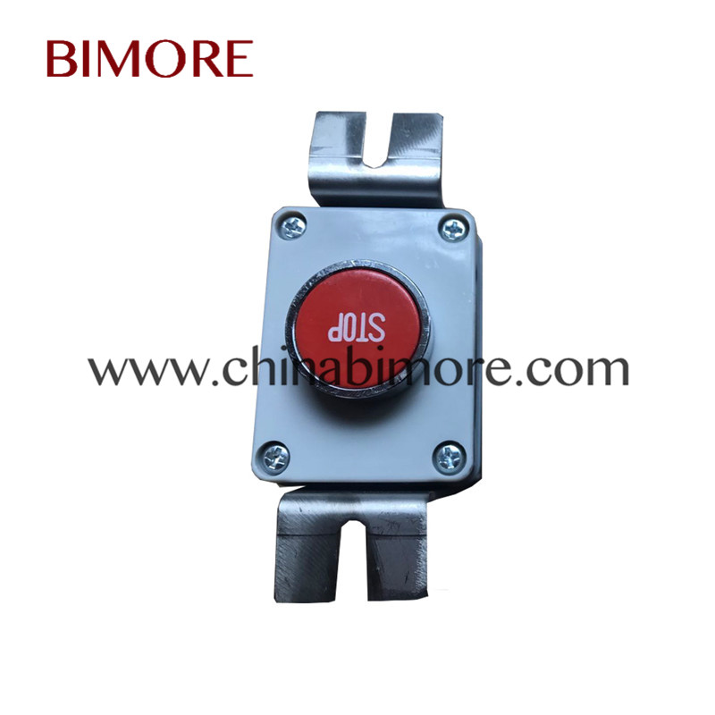 BIMORE Escalator Movewalk guardrail stop button switch spare parts use for Thyss** 845BIMORE Escalator Movewalk guardrail stop button switch spare parts use for Thyss** 845