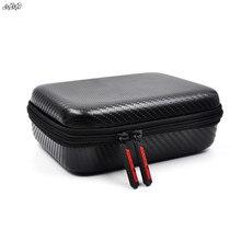 ПУ углерода кожи водостойкий Чехол портативный сумка для хранения dji Осмо карман и портативный монопод с шарнирным замком для камеры интимные аксессуары