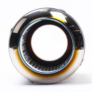 Image 5 - Tubo de conexión medio para motocicleta Honda CBR1000 CBR1000RR, sistema completo, marcador láser, escape de motocicleta con aleación de titanio, de 2008 a 2012 años