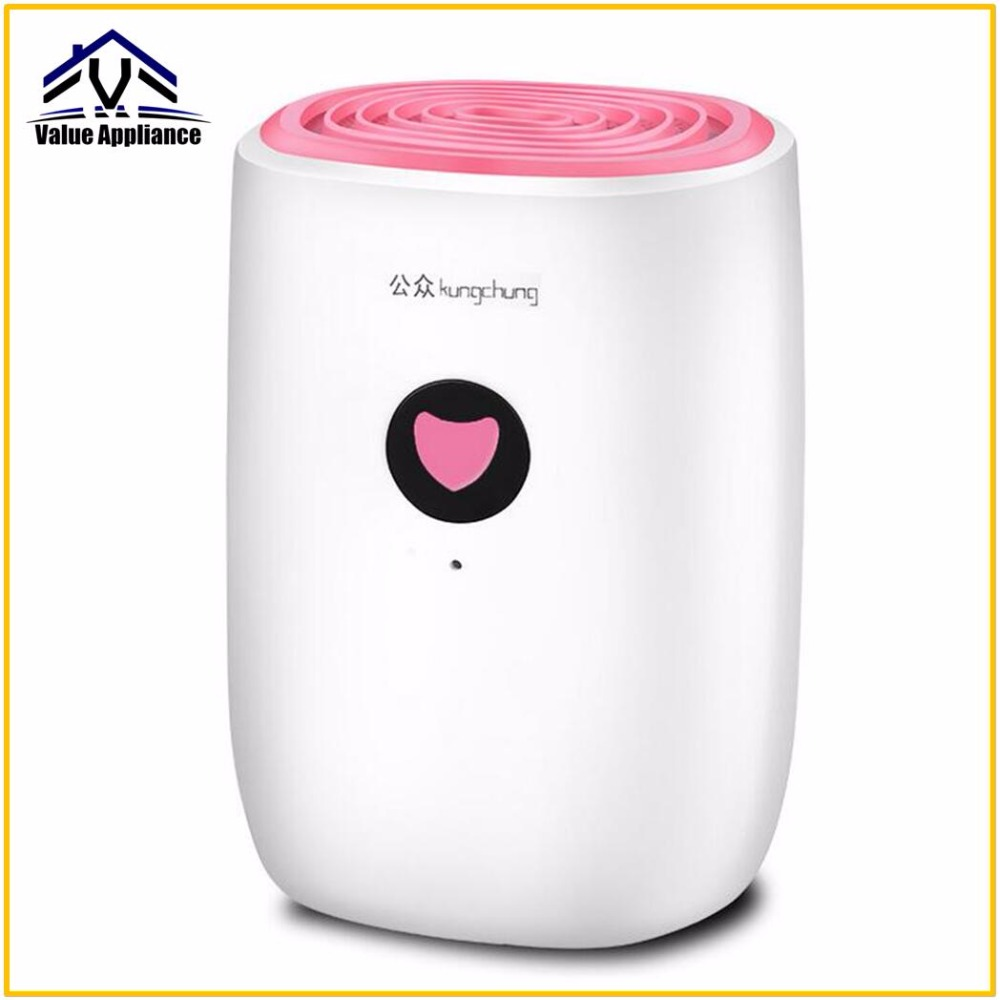Quality 800ml Mini Dehumidifier For Home 25W Dehumidifiers Wardrobe Air Dryer Ultra-Quiet Clothes Dryers Moisture Absorber gxz mini dehumidifier for home 500ml dehumidifiers wardrobe air dryer ultra quiet moisture absorber 220 240v