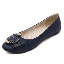 Ручной работы натуральная кожа балетки на плоской подошве женская повседневная обувь женская обувь на плоской подошве без шнуровки кожа автомобиль-Стайлинг обувь на плоской подошве