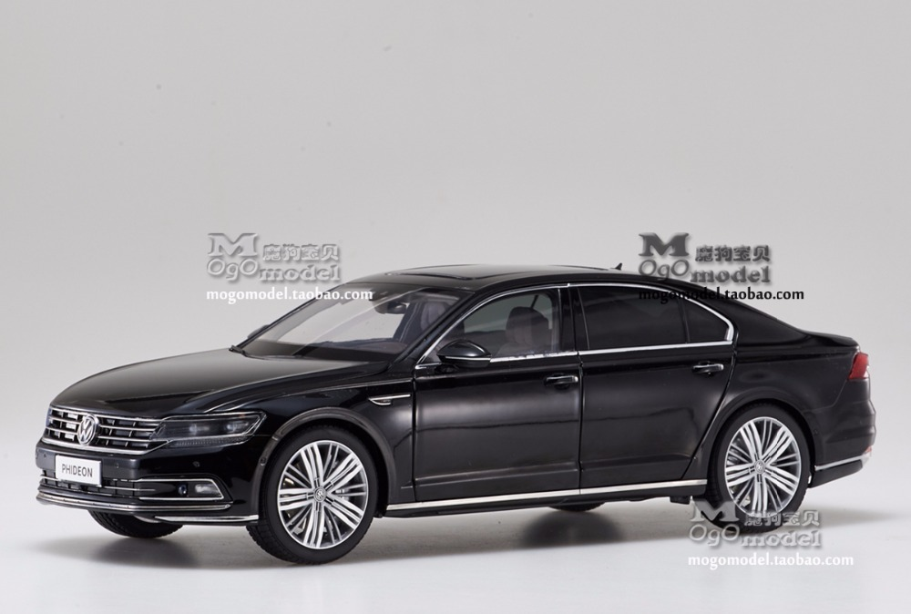New VOLKSWAGEN PHIDEON 1:18 car model original collection boy gift alloy diecast Luxury cars Phaeton Good workmanship 2015 new ford taurus 1 18 original alloy car models changan ford kids toy beautiful box gift boy limit collection silver