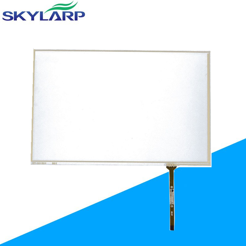 NEW 10.1inch 4 Wire Resistive Touch Screen Panel For B101UAN02.1 16:10 Panel Screen touch panel Glass Free shipping