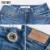 2016 Luz Azul Mulher Rasgado Buraco Jeans Skinny Mulheres Plus Size Calças De Brim Femme Mid Cintura Cotton Denim Calças Lápis