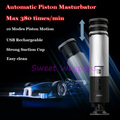 Leten Piston Auto Male Masturbator Retractable Masturbation Cup Rechargeable Masturbatory Machine Suction Cup Sex Toys for Men