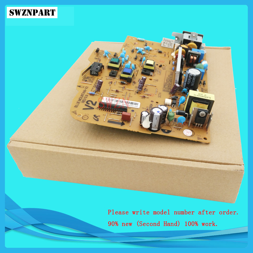 Power Supply Board for Samsung SCX-3200 SCX-3201 SCX-3205 SCX-3206 SCX-3208 SCX 3200 3201 3205 3206 3208 JC44-00195A for samsung scx 3401 scx 3401 original used power supply board printer parts 220v on sale