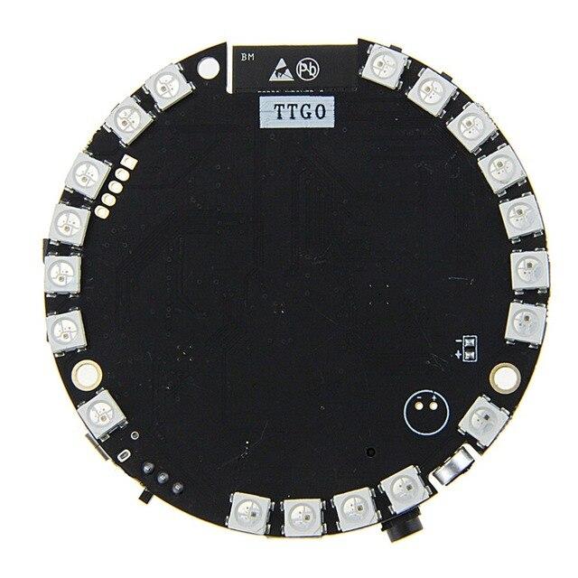 TTGO TAudio V1.5 ESP32-WROVER  SD Card Slot Bluetooth WI-FI Module MPU9250 WM8978 12Bits WS2812B