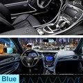 Car Interior Atmosphere Lights For Opel Astra H J G Insignia Mokka Corsa D Vectra C Zafira Meriva For Seat Leon Ibiza Altea