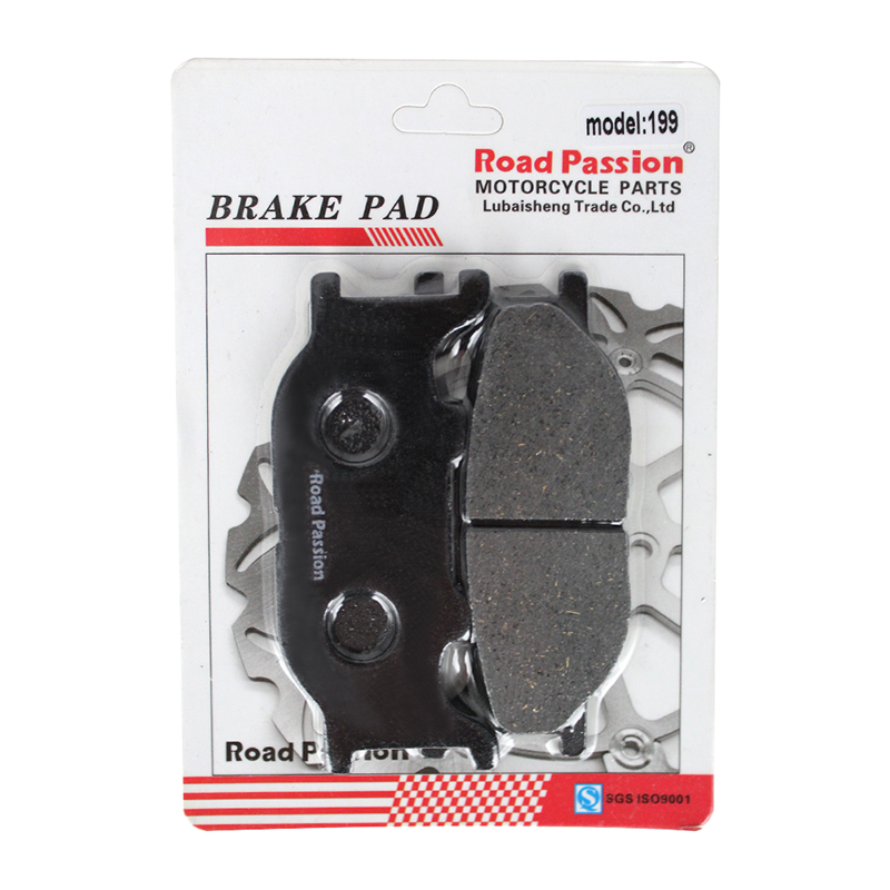 Road Passion Motorcycle Front Rear Brake Pads For YAMAHA XVS1100 XVS 1100 Drag Star Dragstar Classic V Star Custom Midnight in Brake Disks from Automobiles Motorcycles