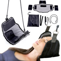 Dropshipping Neck Massager Hammock Traction Device Cervical Posture Alignment Support Pressure Neck Pain Relief Hammock Massage