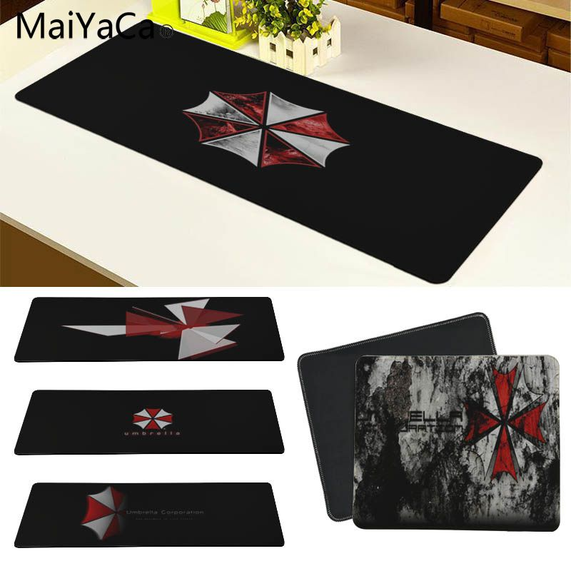 Computer Peripherals Painstaking Maiyaca Hot Selling Fashion Design Mouse Mat Umbrella Beautiful Anime Mouse Mat Size For 30x80cm Keyboard Gaming Mousepads Good Taste Mouse Pads