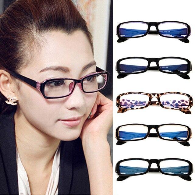 986fb1e5d28f37 Retro Clear Lens Eyewear Computer Bril Mannen Vrouwen Transparante Optische  Nerd Bril Nep Spektakel Brillen Frames